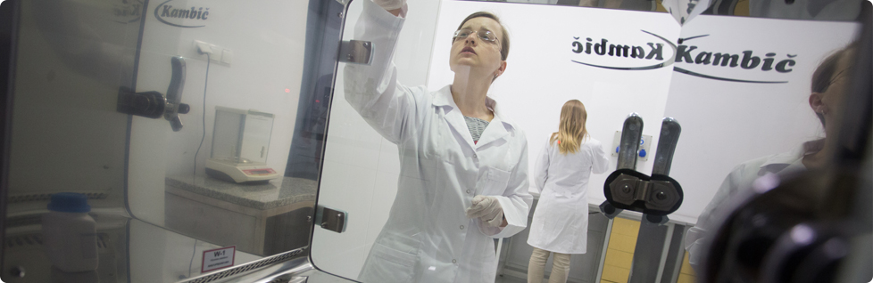 SyntalPharma - cleanroom and syntheses